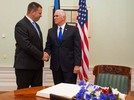 US could put missile defence system in Estonia