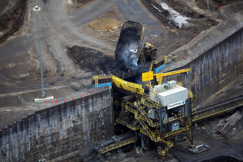 Canadian heavy oil plugs gap left by OPEC, Latam