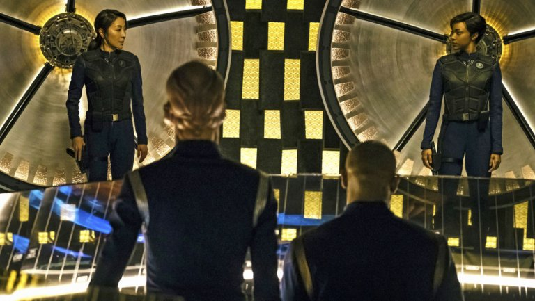 StarTrek: Ousted showrunner details clash with CBS over 'Discovery'