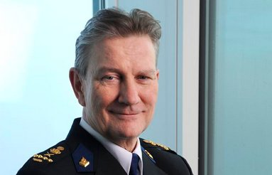 Former police chief Gerard Bouman dies after holiday heart attack