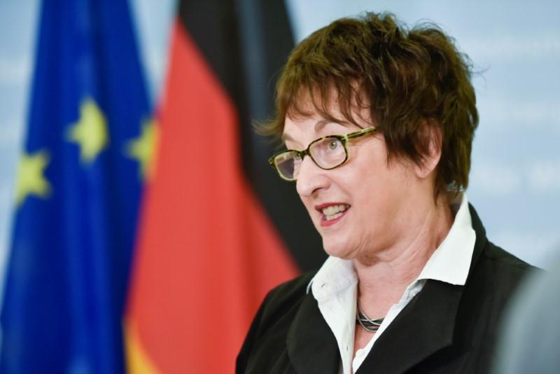Germany urges EU countermeasures against U.S. over Russia sanctions
