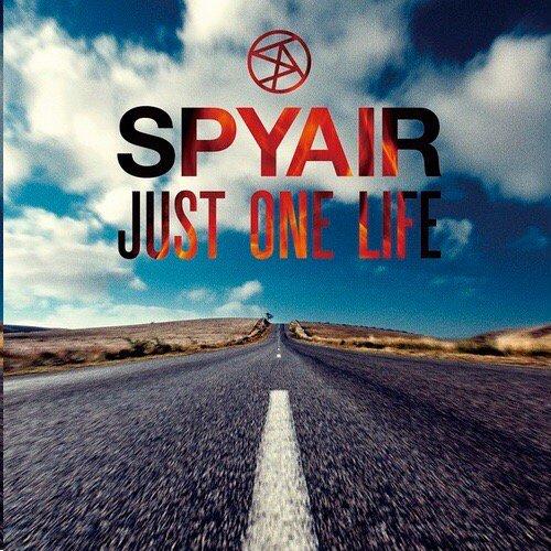 〜#NowPlaying♪〜Song : Just One LifeArtist : SPYAIRAlbum : サムラ