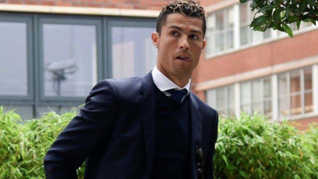 Football megastar Ronaldo due in court over tax evasion claims