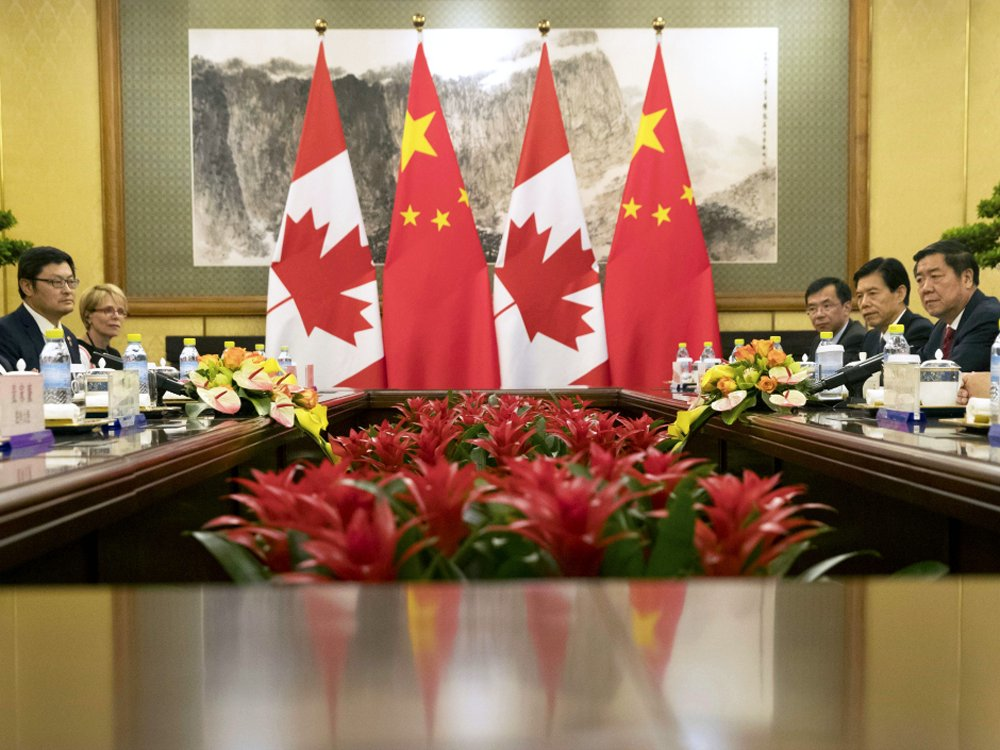 Successful Toronto businessman fights government charge that he is a spy for China