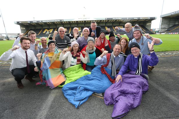 test Twitter Media - Early days but 42 names on the list for #Nottingham @The_CEOSLEEPOUT at @Official_NCFC so far. Fancy joining us? https://t.co/wxuKlGTji1 https://t.co/Hg8jG1DKzs