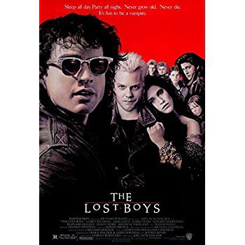 Happy birthday to The Lost Boys......the coolest vampires EVER!!! 30 years old today!!