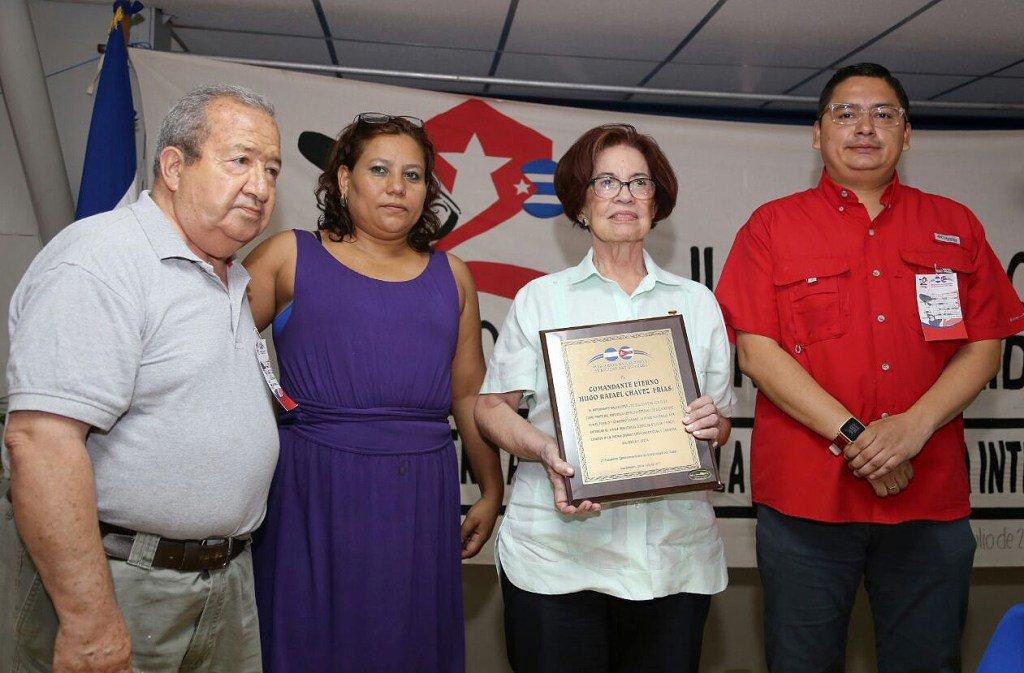 Concluye Segundo Encuentro Centroamericano de Solidaridad con Cuba - Diario Co Latino