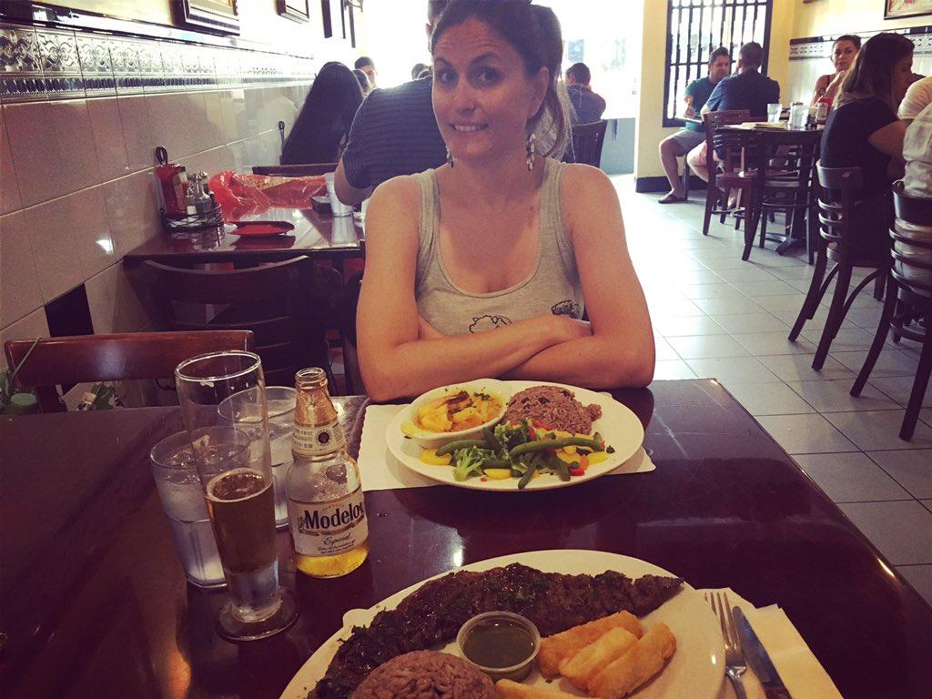 A róta de #comidacubana #Calle8 #Miami #LittleHavana
