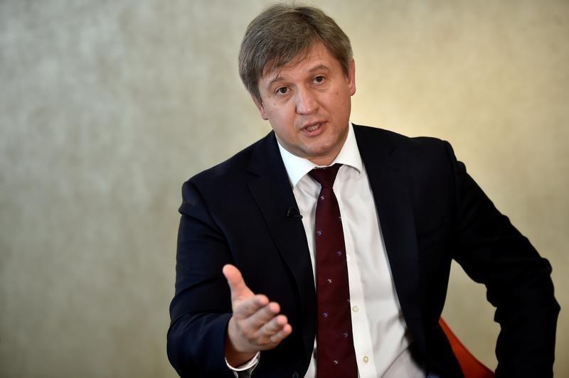 Ukraine finance minister denies tax evasion after probe launched