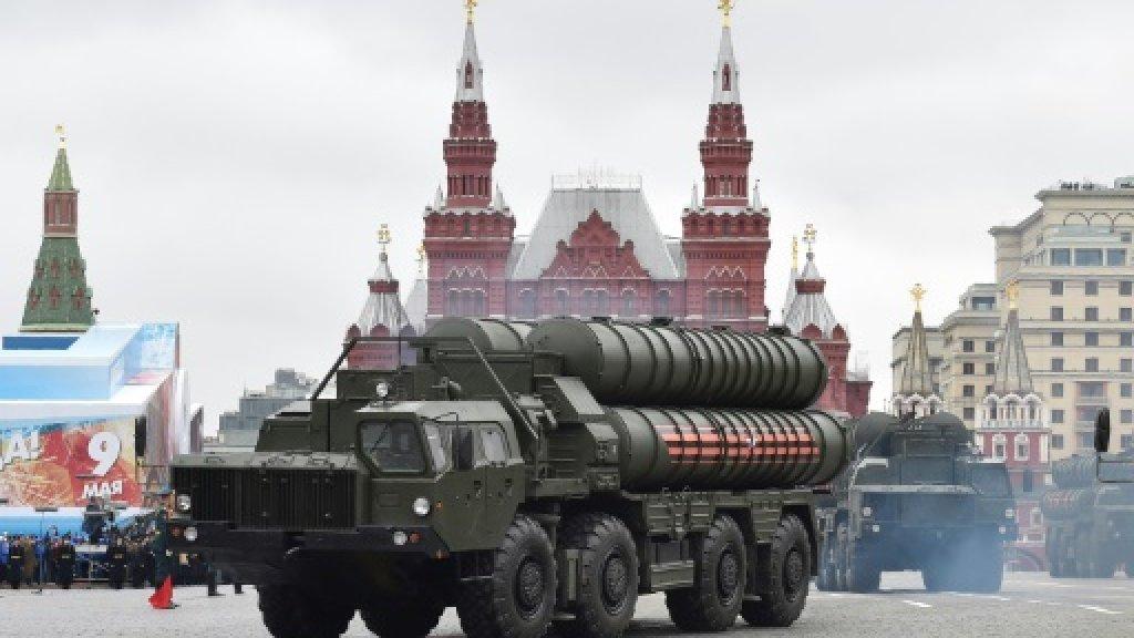Pentagon alarm over Turkey plan to buy Russian missiles