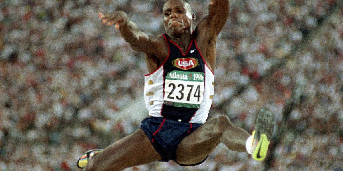 Carl Lewis wants to be in another L.A. Summer Olympics - as coach