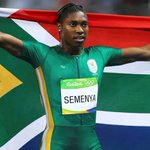 Renewed scrutiny for Semenya as she chases double gold