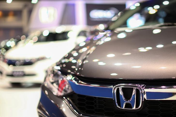 Honda posts strong first quarter on Asia sales, raises annual profit forecast