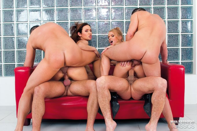 1 pic. Did you see this report from Hungry Asses in Sex Magazine 57? Today at #privateclassics https://t