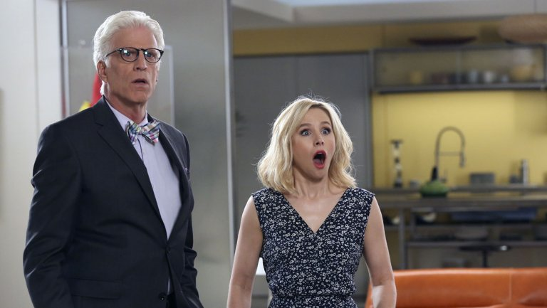 NBC moves up fall returns for TheGoodPlace and
