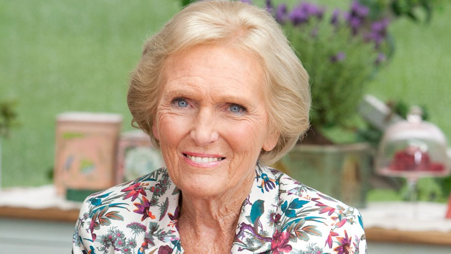 BBC, Former 'Great British Bake Off' Judge Mary Berry to Look for Britain's Best Cook