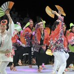 Students gather for high school cultural festival