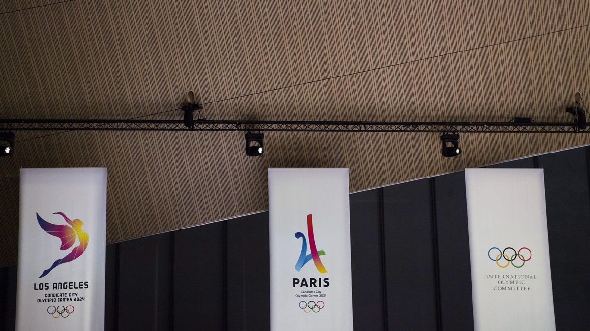 Paris stops short of claiming victory after L.A. 2028 Olympic Summer Games announcement