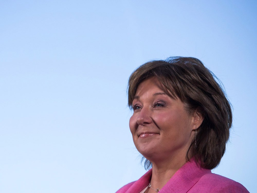 'I am done with public life': Former B.C. premier Christy Clark explains exit from politics