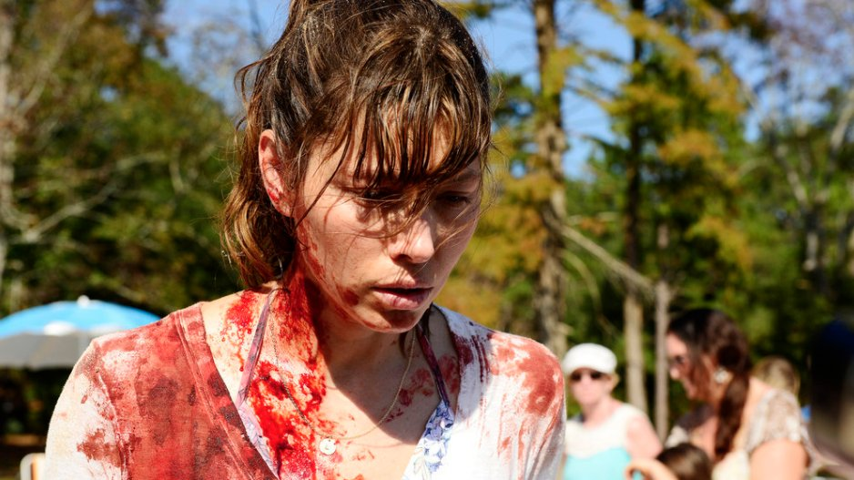 REVIEW: TheSinner, starring Jessica Biel and Bill Pullman