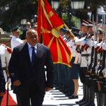 Macedonia, Bulgaria sign treaty to improve ties