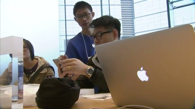 Apple blocks VPN apps in China charm offensive. More on this story: via @ReutersTV
