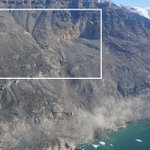 Massive landslide thought to be cause of 90-metre tsunami in Greenland
