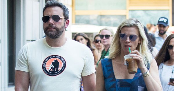 Ben Affleck and Lindsay Shookus took their romance on the road for a getaway to