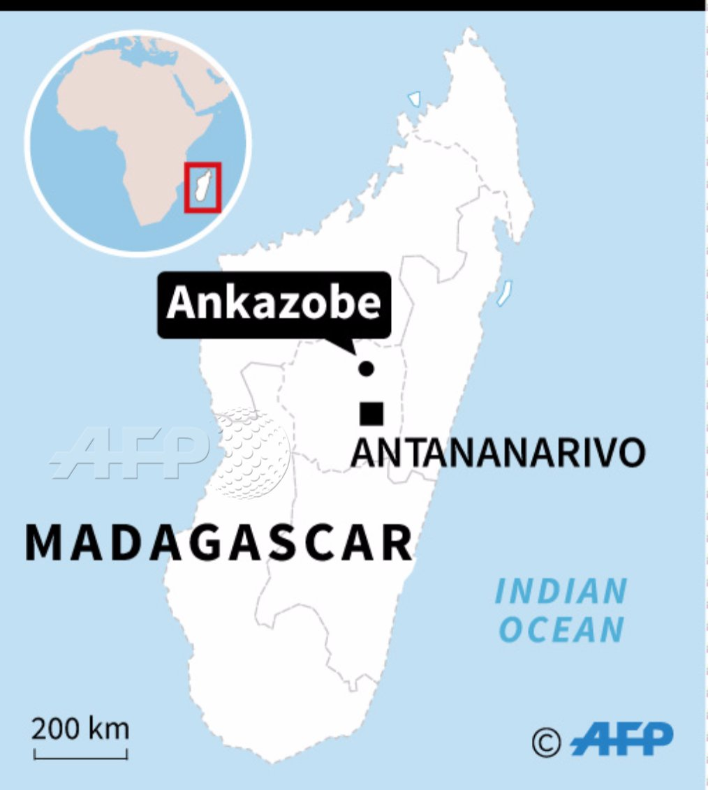 At least 34 killed in Madagascar bus crash: officials