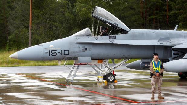 NATO fighter jets intercept Russian planes near Estonian airspace