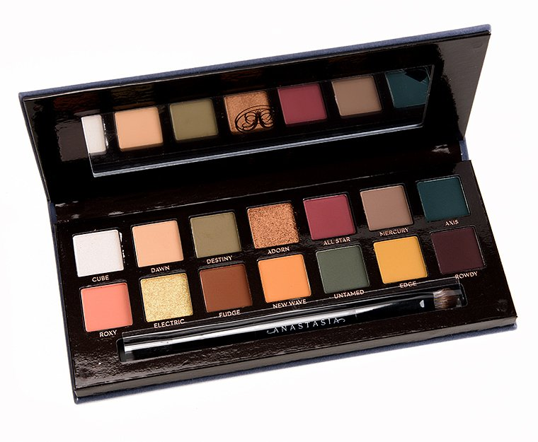 new anastasia subculture eyeshadow palette dupes with mac makeup geek colourpop make up for ever