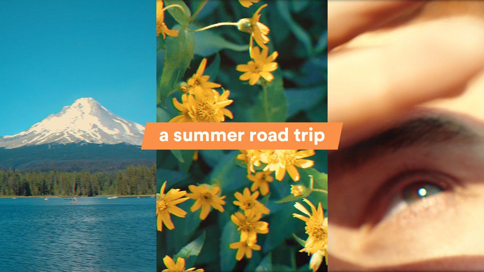 new video | a summer road trip | https://t.co/KmRNEHpQ6Z ��������♂️ https://t.co/XATfOJJ3LB