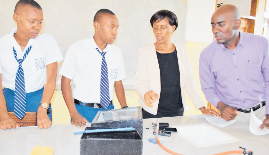 Young scientists given a boost