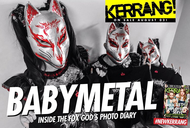 Want to go inside the Fox God's photo diary? Well, you can in the new issue! 🦊https;//t.co/2wQOWk...