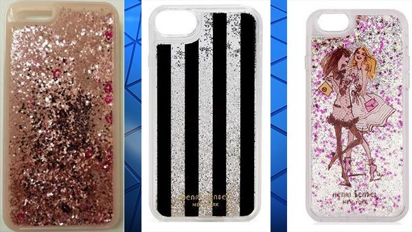 iPhone cases recalled over risk of chemical burns