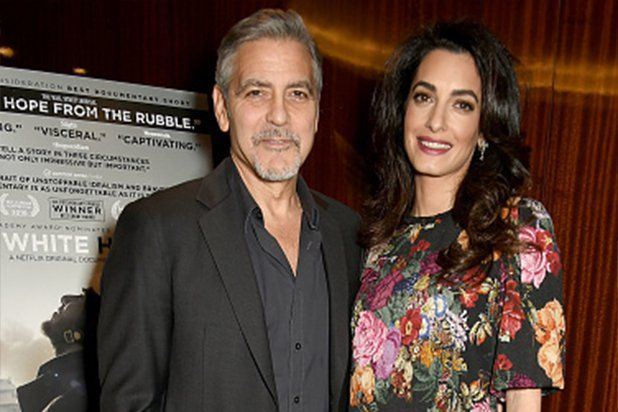 George and Amal Clooney Commit $3.5 Million Donation to Aid Syrian Refugee Children