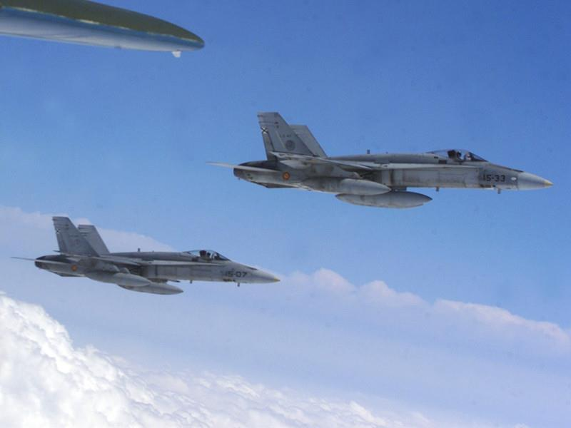 Мнение НАТО снизило активность над Балтикой из-за позиции двух стран