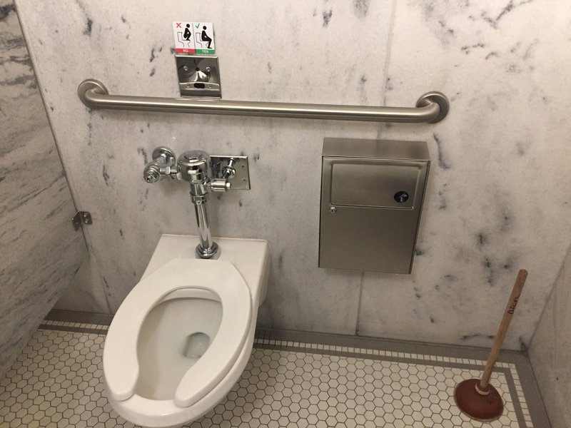 Are some Asian tourists breaking Utah toilets?