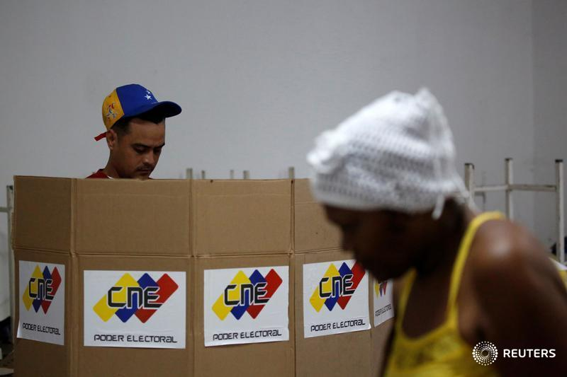 Exclusive: Venezuelan vote data casts doubt on turnout at Sunday poll