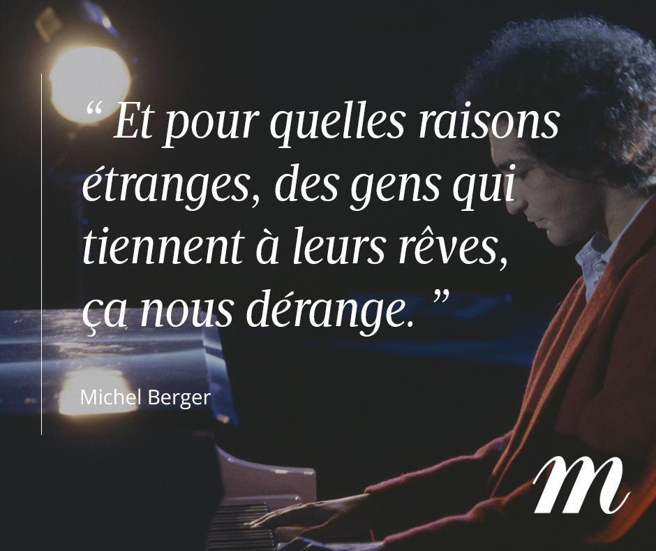 #MichelBerger