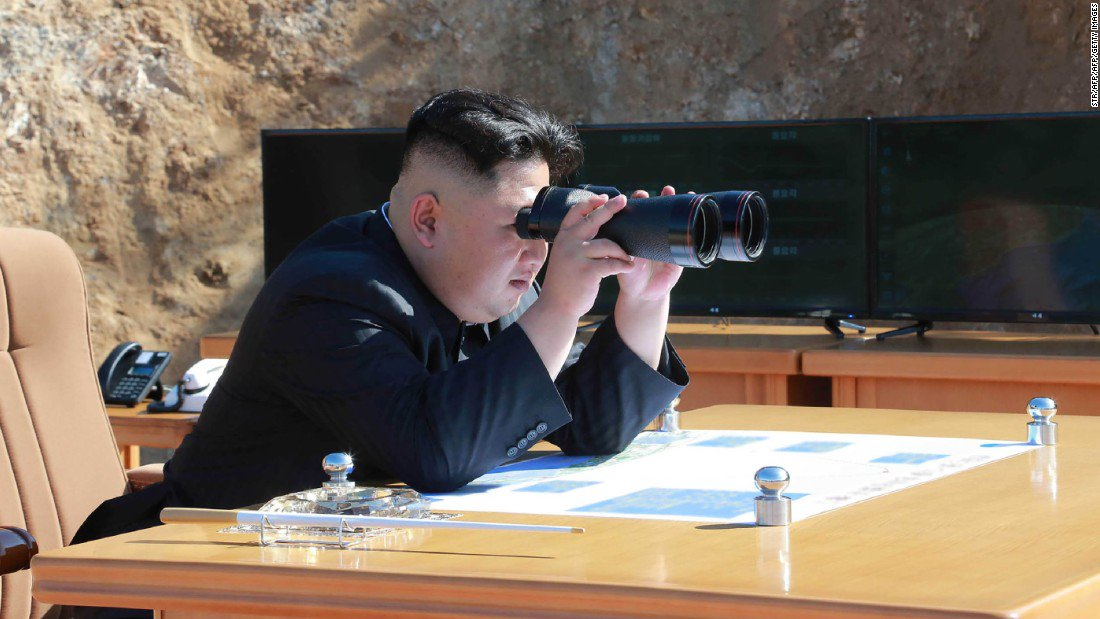 The US military's options against North Korea come at a price