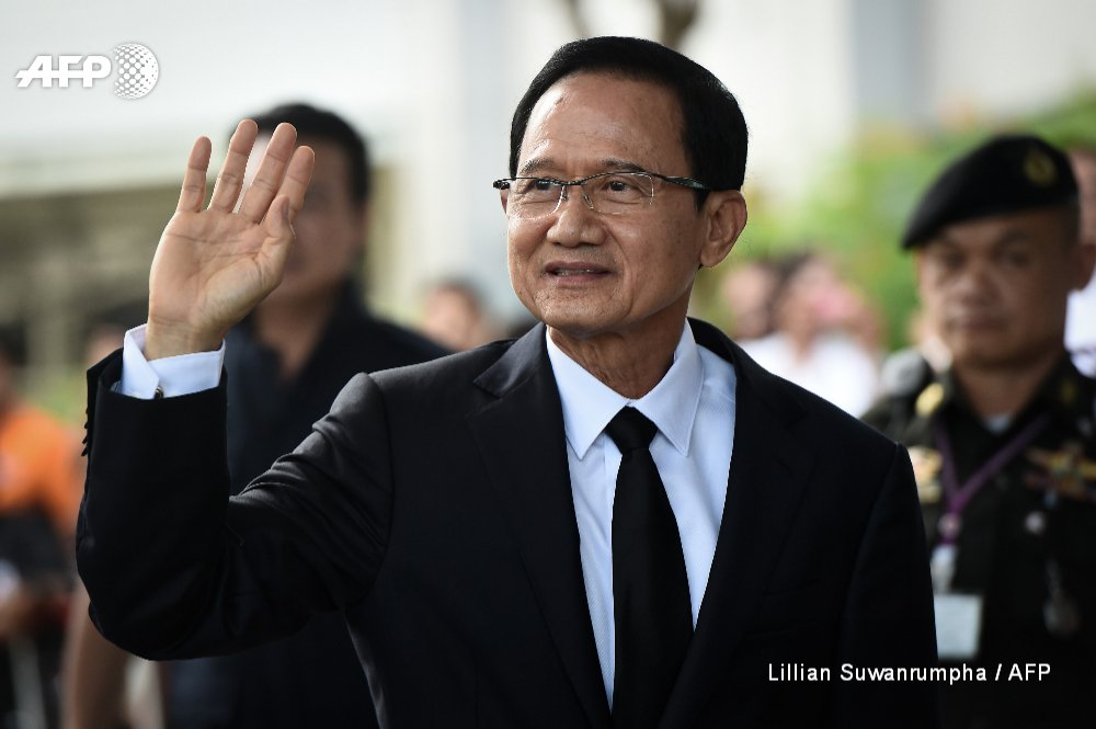 Two former Thai PMs acquitted over 2008 protest deaths