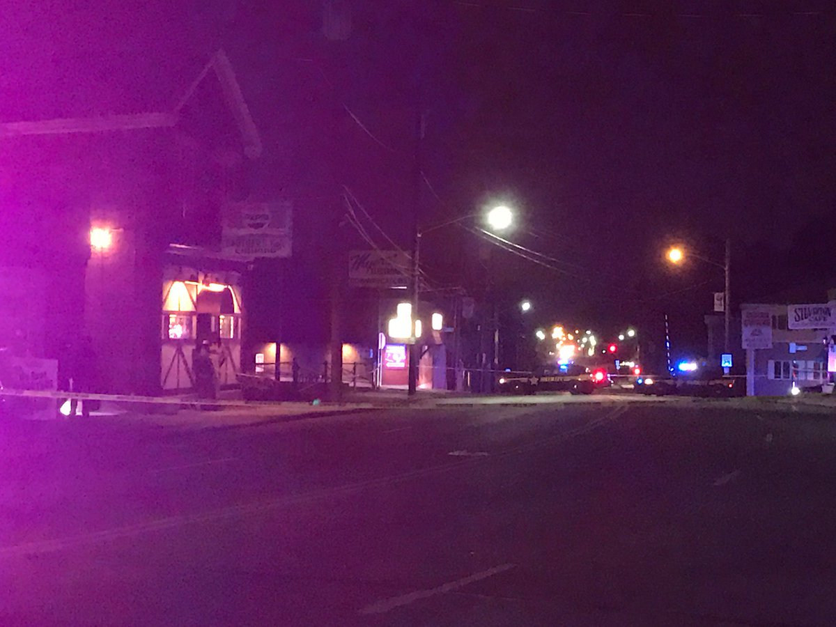 Argument leads to shooting outside Silverton bar
