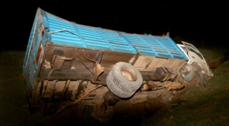 18 injured in road accident near Delamere Farm, Naivasha