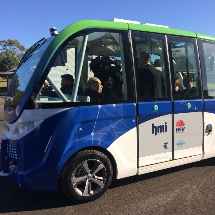 Driverless cars 'to save thousands of lives' as trial set for NSW