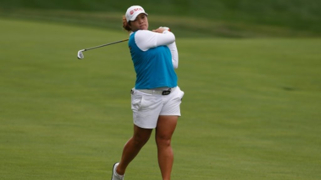 Ariya prepares British Open defence with cold, but no driver