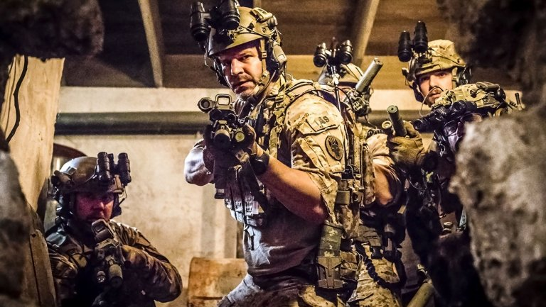 "SEALTeam producers say CBS military drama ""transcends partisan politics"""