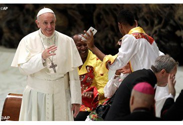 Pope Francis: weekly General Audience summary