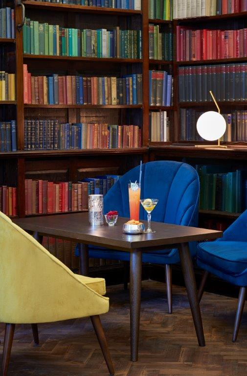 The Cinnamon Club London's best library bars