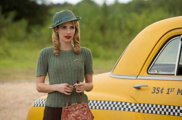 Emma Roberts. Foto do site da Patrícia Kogut que mostra Emma Roberts fará 'American horror story: Cult'